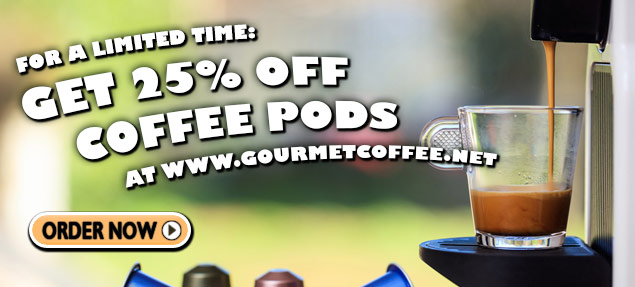 Coffee Pods on sale