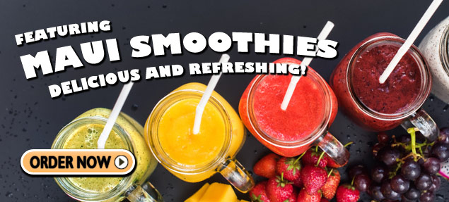 Maui Smoothies