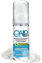 mouthpiece cleaner