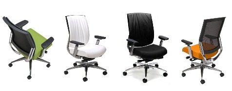 Sit It Seating Focus Executive Chair