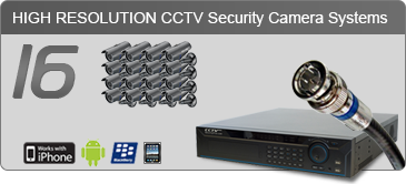 wireless security camera system, 16 camera security system
