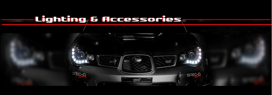 Body Kits VIS Racing & Wings West