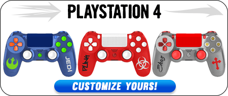 Build Your Own PlayStation 4 Custom Controllers