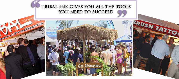 Airbrush Tattoos Business System