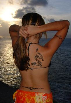 Tribal Ink,Airbrush Tattoos,Airbrush Tattoo Body and Face Paint,Airbrush Tattoo Stencils,Airbrush Tattoo Kits
