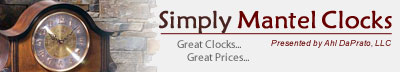 SimplyMantleClocks.com