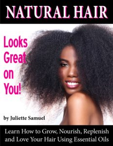 Natural Hair Cover Amazon copy