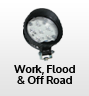 Work, Flood and Off Road Lights