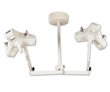 Outpatient® II Double Ceiling Lights