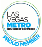 Las Vegas Chamber of Commerce Proud Member