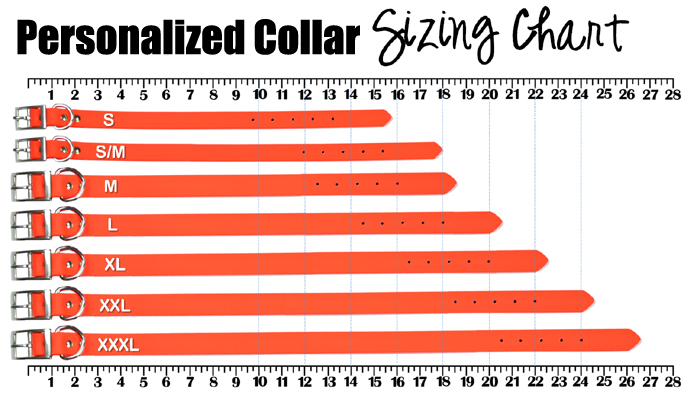 Collar Sizing