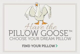 Down Pillows Your Source For Luxury Down Pillows