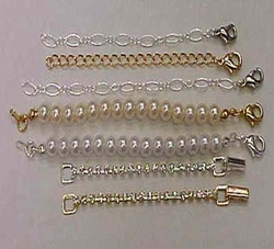 Necklace Extensions - Magnetic Clasp