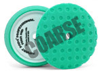 7.5 inch Coarse Green Cutting/Polishing Pad by lake country