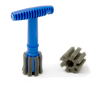 Recessed Lug Nut Brush