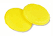 2 Poly Foam Wax Applicator Pads
