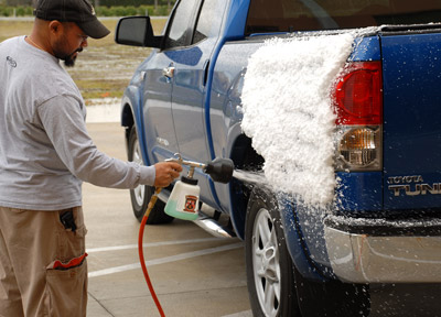 Foam Spray Car Wash >> Wolfgang Tornador Air Foamer HP, foam gun, car wash gun, air foam gun