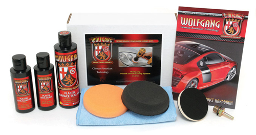The Wolfgang Plastik Lens Cleaning Kit