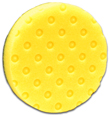 CCS Low Profile Yellow Cutting Pad