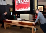 Hudson Shuffleboards Donates to The Tiger Woods Foundation