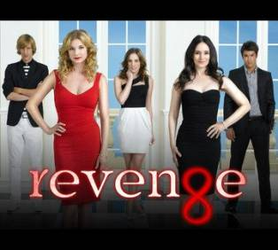 Hudson Shuffleboards Featured on ABC new hit series REVENGE