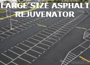 Large Asphalt Rejuvenator Package