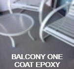 Super Duty Balcony Coating