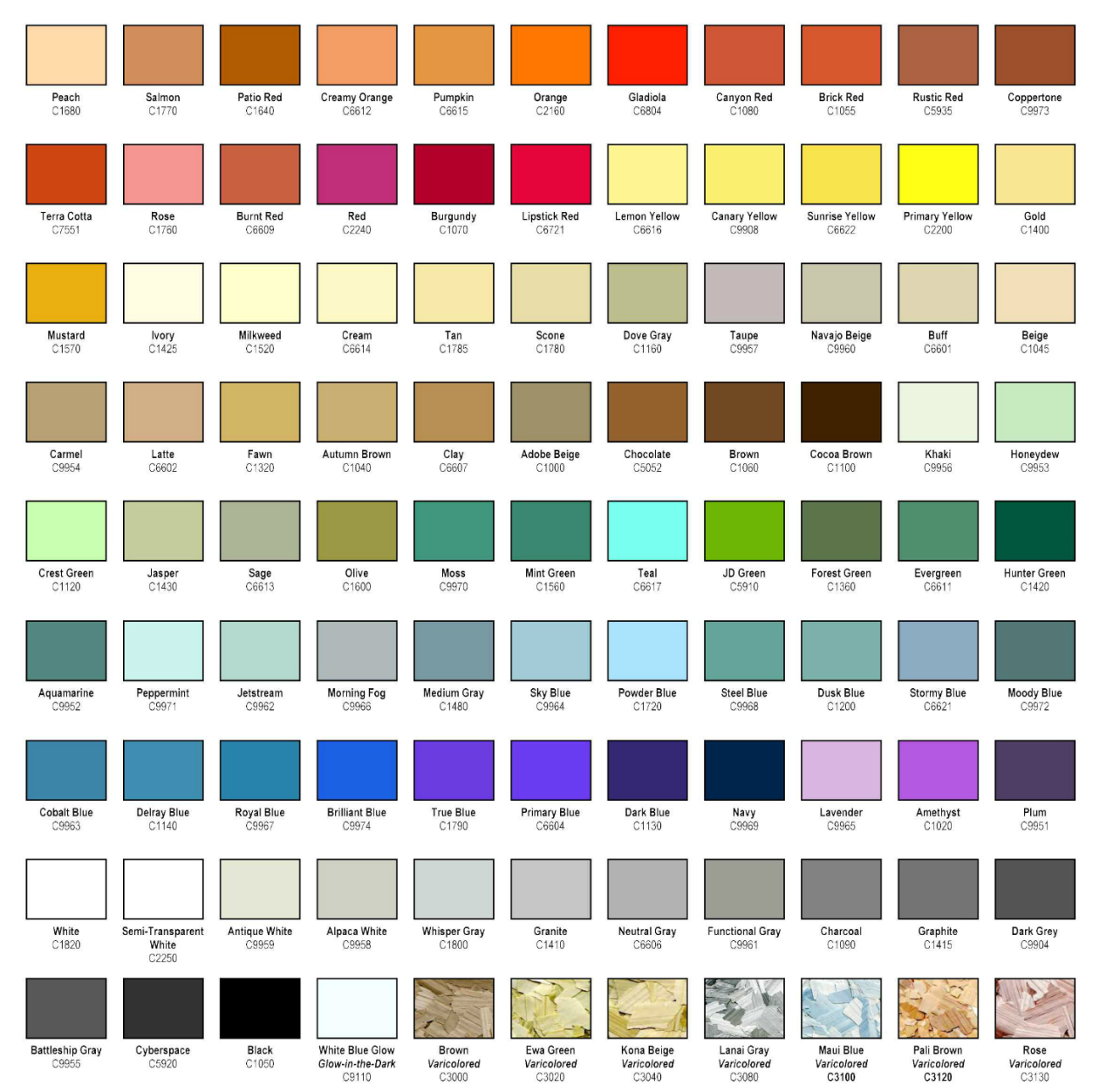 Why armorgarage epoxy floors are the best garage epoxy flooring - Click Here For Chip Color Chart Images Above Are Of Our Standard Color Combinations For Custom Color Combinations For Your Garage Floor Epoxy