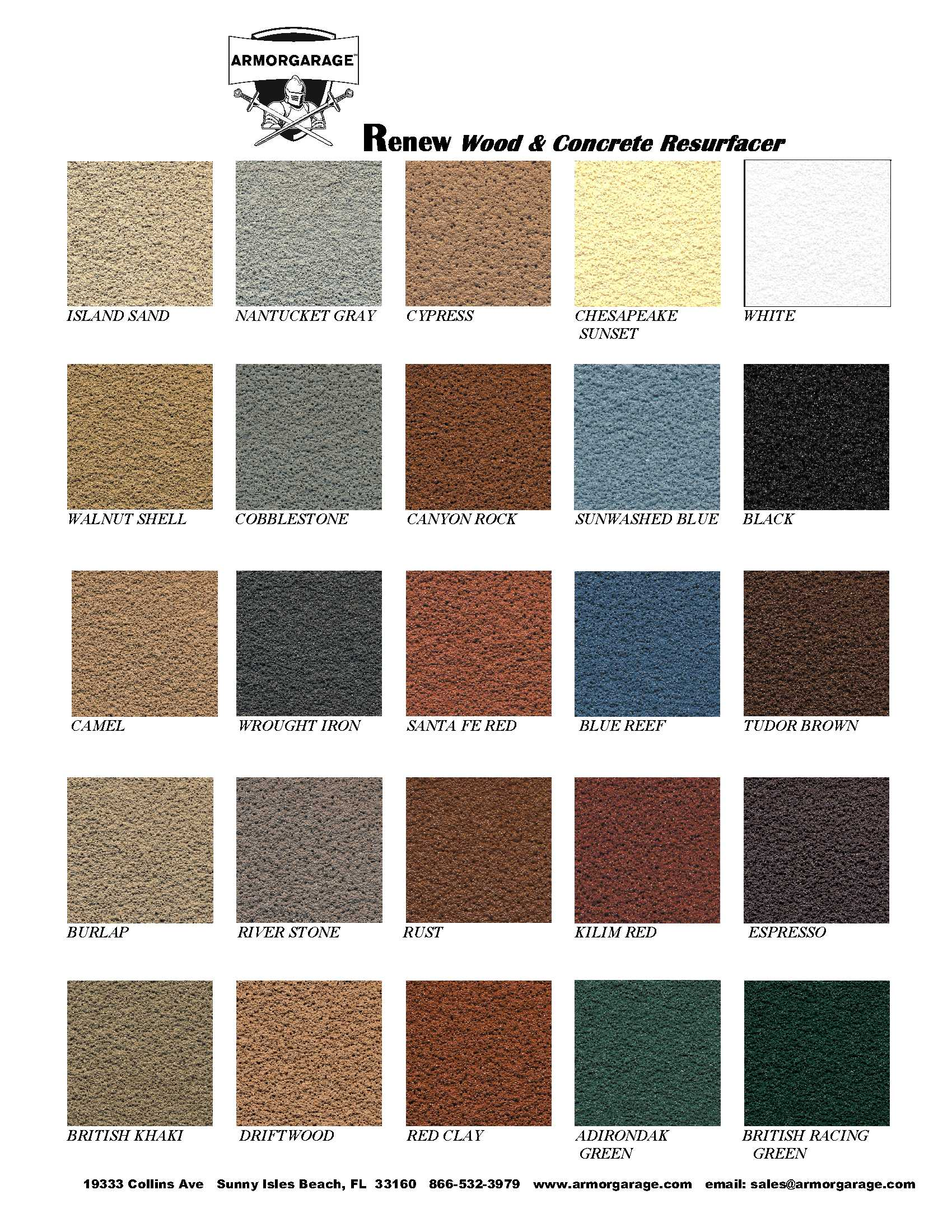 Deck coating renew deck coating for concrete and wood deck deck coating renew deck coating for concrete and wood deck restoration deck paint color selection nvjuhfo Image collections
