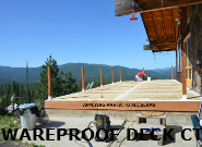 waterproof deck coating system