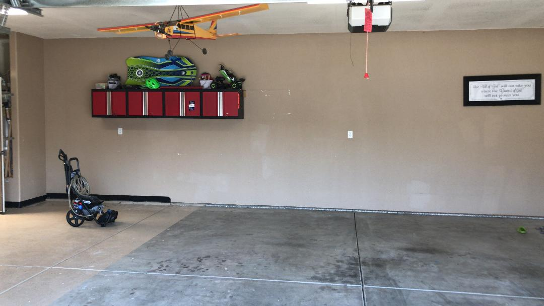 garage epoxy floor prep