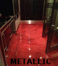 Metallic Floor Epoxy System