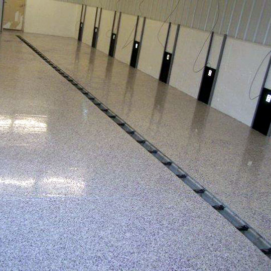INDUSTRIAL EPOXY FLOORING FOR DOG KENNEL