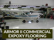 Armor II Commercial Epoxy Flooring System