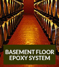 Basement Floor Epoxy System
