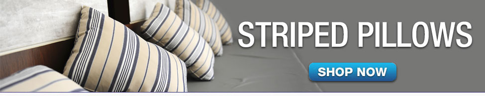 StripedPillows