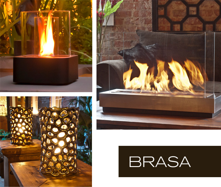 Take a look at Brasa - a new line of modern furniture now available at Inmod.com!
