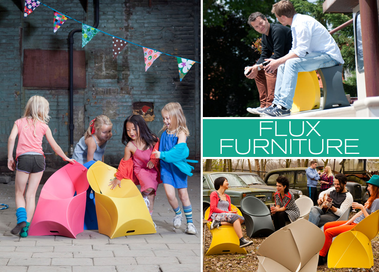 Take a look at Flux Furniture - a new line of unique modern furniture now available at Inmod.com!
