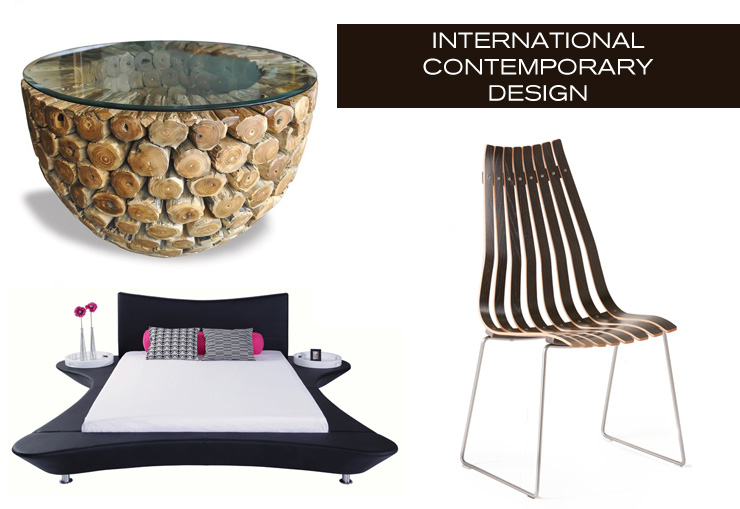 Take a look at International Contemporary Design (ICD) - a new line of furniture now available at Inmod.com!