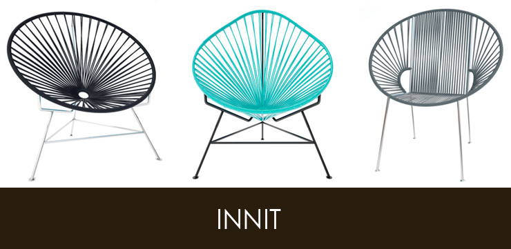 Take a look at Innit - a new line of modern furniture now available at Inmod.com!