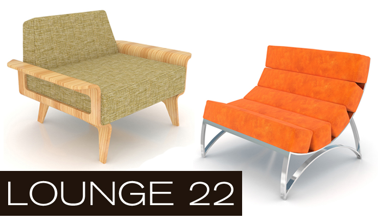 Take a look at Lounge 22 - a new line of modern furniture now available at Inmod.com!