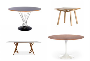 Mid-Century Dining Tables