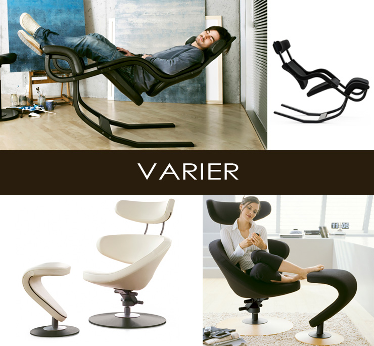 Take a look at Varier - a new line of modern furniture now available at Inmod.com!