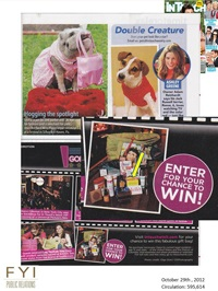 In Touch Magazine - October 2012