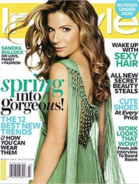 InStyle Magazine - March 2009