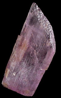 Raw Kunzite Gemstone