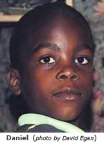 Zambian Children's Fund - Daniel
