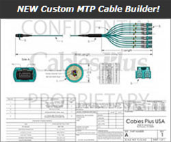 NEW Custom MTP Cable Builder