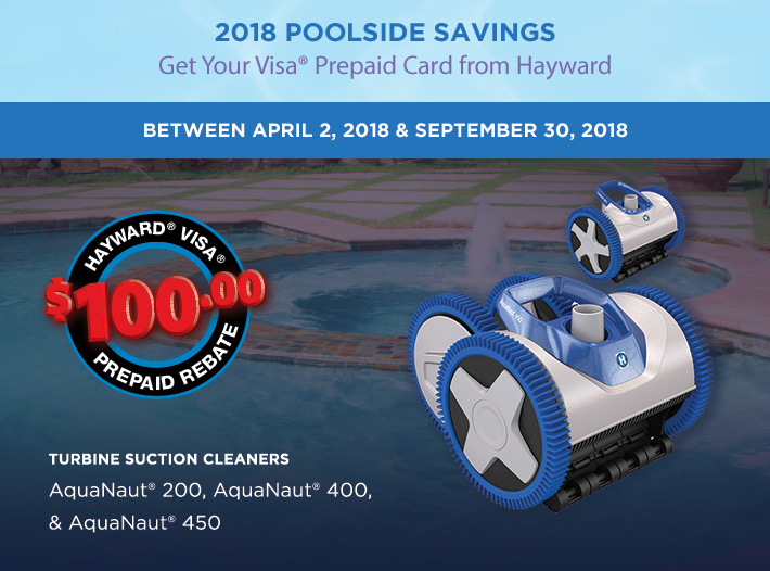 Buy Hayward Aquanaut 200 Automatic Suction Pool Cleaner 429