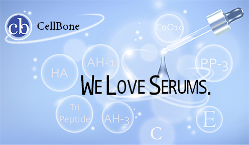 cellbone facial serum